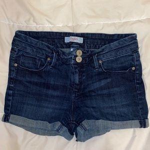 Candie's Jean shorts